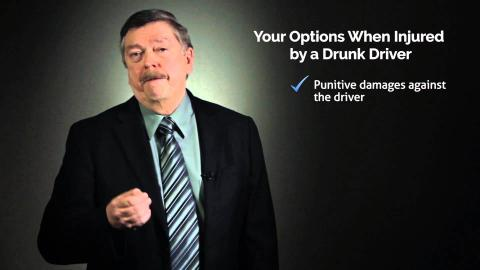 Embedded thumbnail for Options When Injured by a Drunk Driver in Oregon