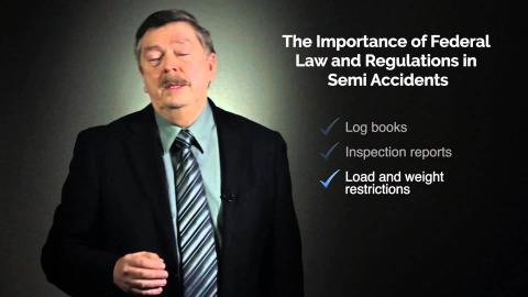 Embedded thumbnail for Semi-Truck Accidents and Personal Injury Claims in Oregon