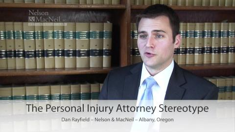 Embedded thumbnail for The personal injury attorney stereotype