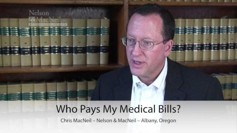 Embedded thumbnail for Who pays my medical bills?