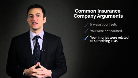 Embedded thumbnail for How Insurance Companies Will Argue Your Personal Injury Claim